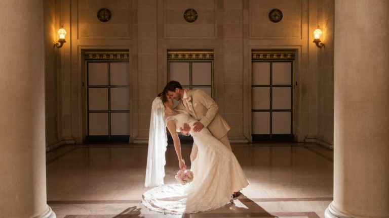 Our New City Hall Wedding Blog