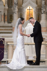 Catholic Wedding Ceremony in San Francisco