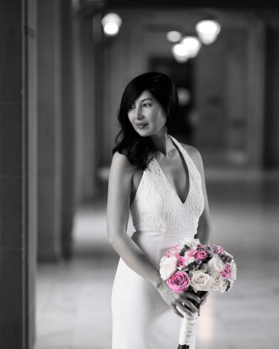 Asian Wedding at SF City Hall