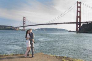 Golden Gate Bridge from Cavallo Point