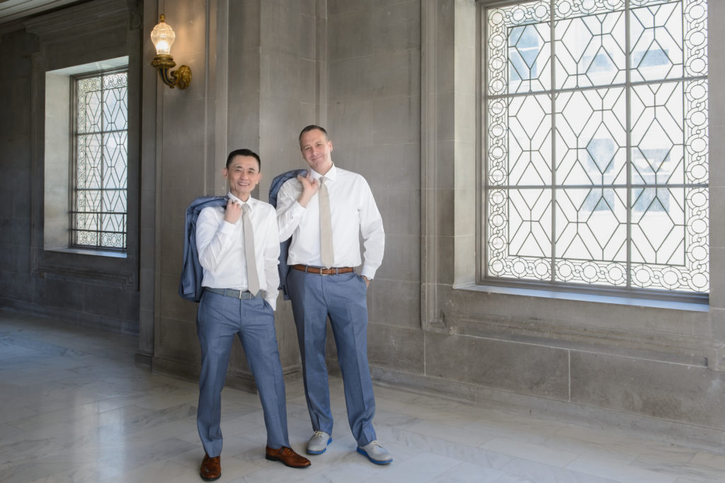 June LGBT Wedding