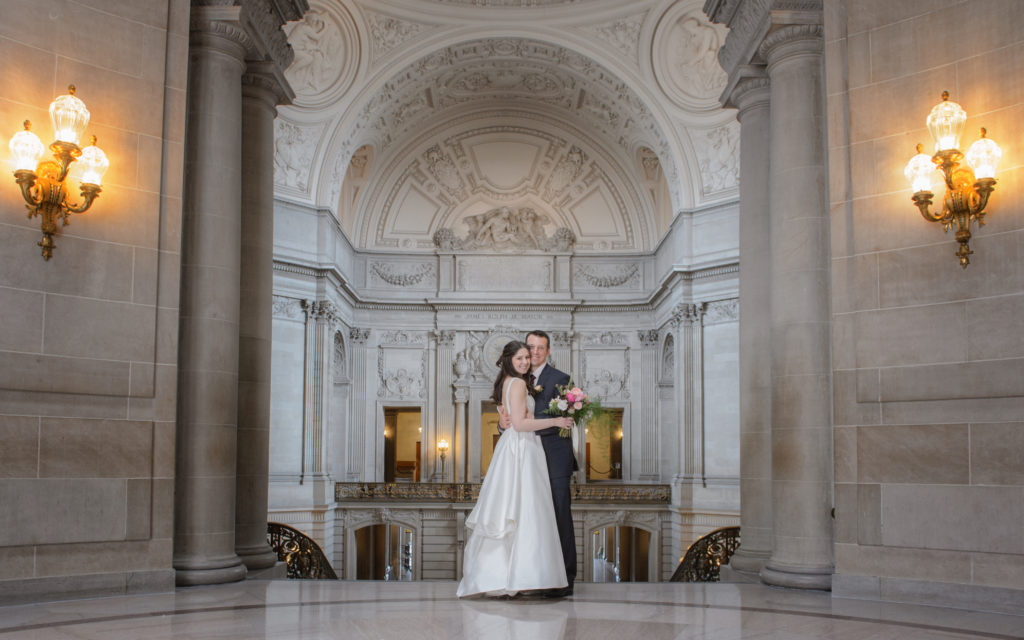 Best City Hall Wedding Photography